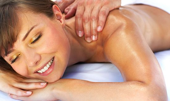 Классический массаж в Самаре