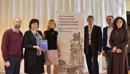 Центр «Эндокринолог» рассказал в Тольятти о новых лекарствах