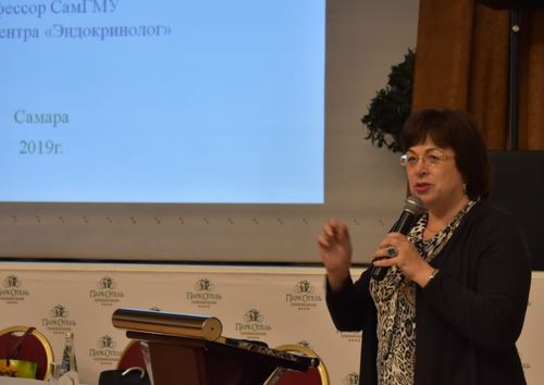 Профессор Лебедева выступила на Вограликовских чтениях