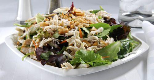 Итальянский куриный салат