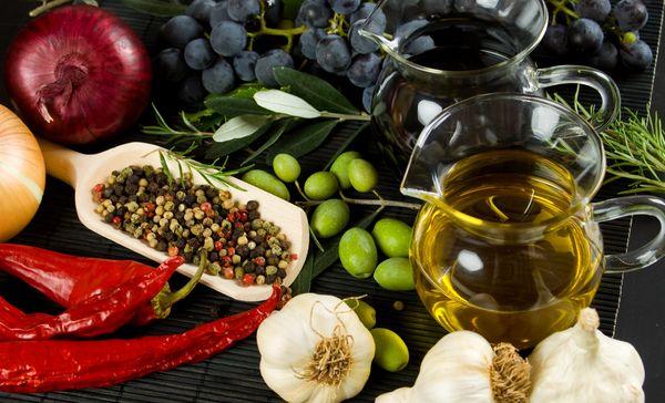 Средиземноморская диета предотвращает сахарный диабет