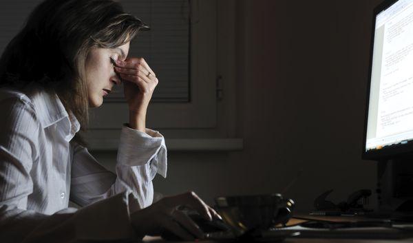 Ночная работа погружает организм в хаос